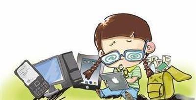 寒假及春节儿童视力保健
