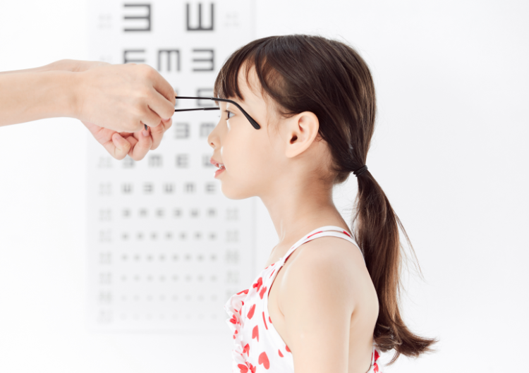 视力恢复,视力加盟,恢复视力